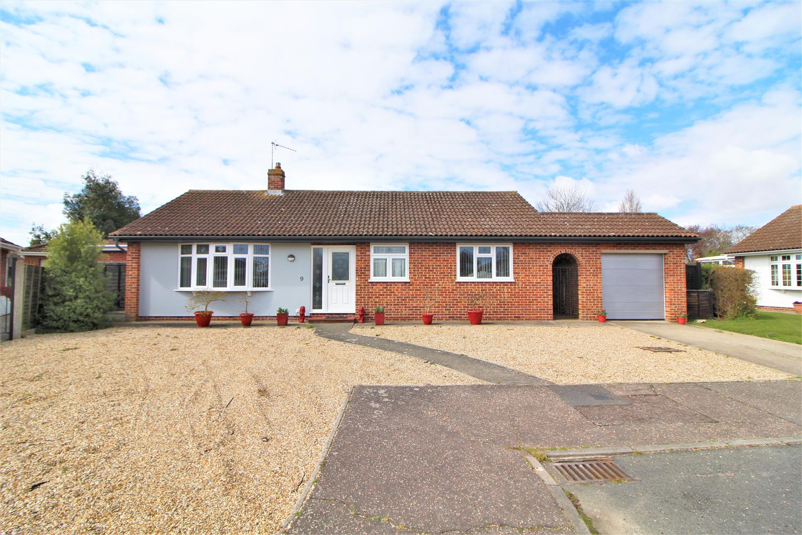 Devereaux Close, Frinton Homelands, Essex, CO14 8TY